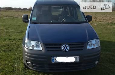 Volkswagen Caddy пасс. 1.9 TDI 2005