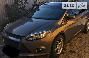 Ford Focus Trend Sport Plus 201 2011