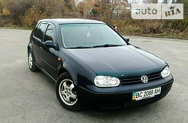 Volkswagen Golf IV ГАЗ-4 1998