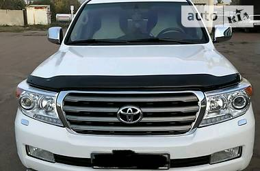 Toyota Land Cruiser 200 maximal 2008