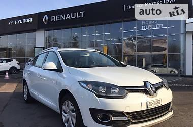 Renault Megane FULL. bez pidkrasiv 2015