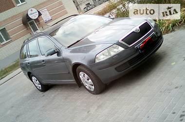 Skoda Octavia 2005