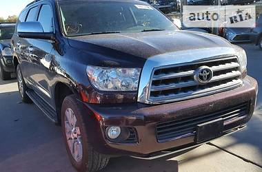 Toyota Sequoia 5.7 LIMITED  2015