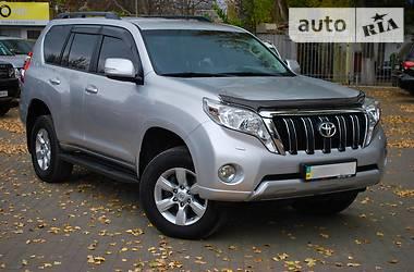 Toyota Land Cruiser Prado 150 2014
