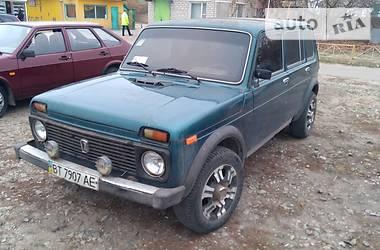 ВАЗ 2131 1999