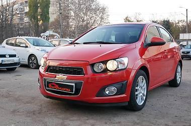 Chevrolet Aveo Sonic 2013