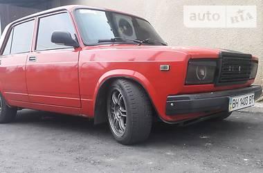 ВАЗ 2107 1987