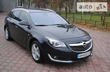 Opel Insignia FULL FULL 2014