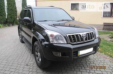 Toyota Land Cruiser Prado EUROPE 2007