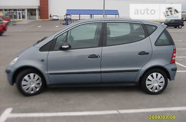 Mercedes-Benz A 170 Long 2004