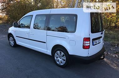 Volkswagen Caddy пасс. MAXI 2012