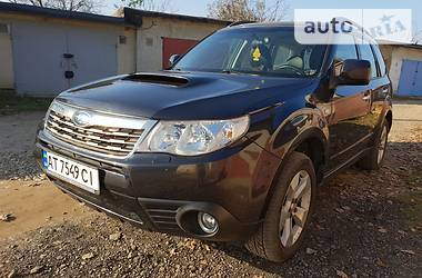 Subaru Forester 2.0 D 2010