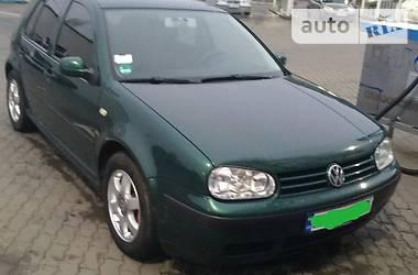 Volkswagen Golf IV ГБО 4.клімат контроль 1999