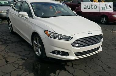 Ford Fusion FORD FUSION SE 2015