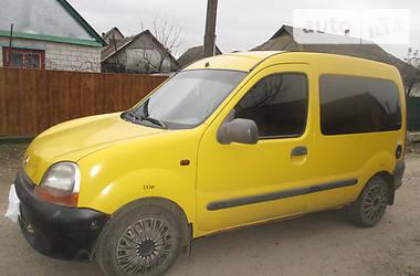 Renault Kangoo пасс. 2000