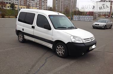 Citroen Berlingo пасс. 1.4МТ 2008