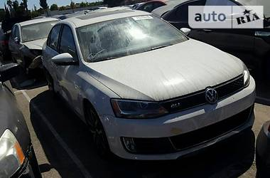 Volkswagen Jetta VOLKSWAGEN JETTA GLI 2013