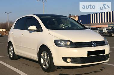 Volkswagen Golf Plus 1.4 TSI (160 л.с.) 2011