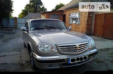 ГАЗ 31105 2.3i 2008