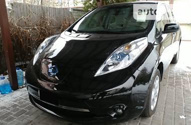 Nissan Leaf SV+ 2012