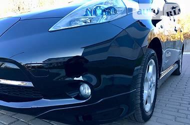 Nissan Leaf AERO 2012