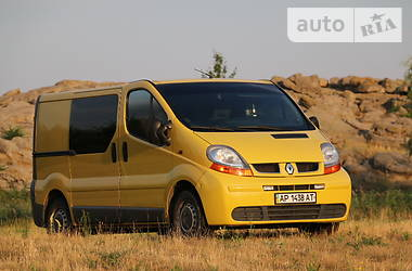 Renault Trafic груз. 2004