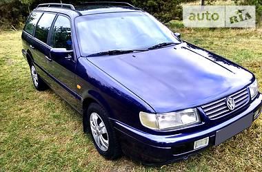 Volkswagen Passat B4 1.6 А/с 1995