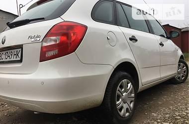 Skoda Fabia Combi Comfort Eco Line 2011