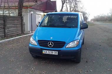 Mercedes-Benz Vito груз.-пасс. 109 2008