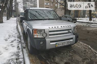Land Rover Discovery 7m 2007
