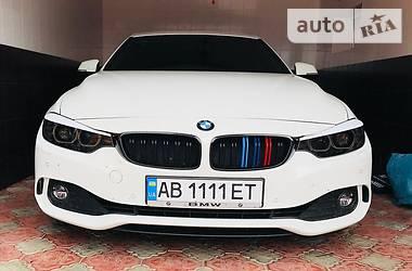 BMW 4 Series Gran Coupe 2017