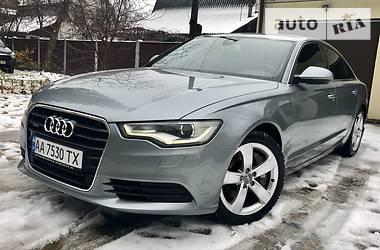 Audi A6 Officeal 2013