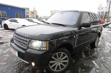 Land Rover Range Rover Superchagred 2011