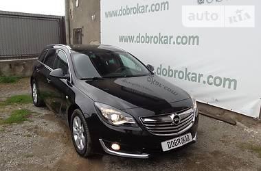 Opel Insignia  2.0CDTI  2014