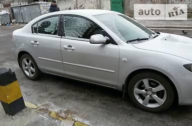 Mazda 3 комфорт 2004
