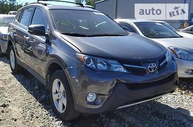 Toyota Rav 4 RAV4 XLE 2013