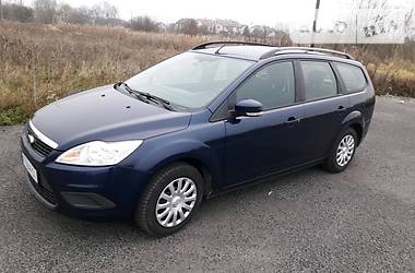 Ford Focus 109кс 2010