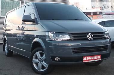 Volkswagen T5 (Transporter) пасс. LONG 2.0TDI 4-motion 2013