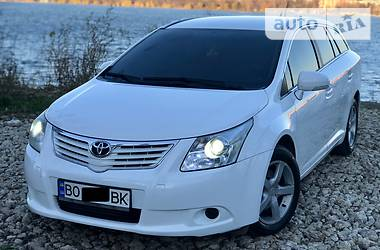 Toyota Avensis IDEAL 2010