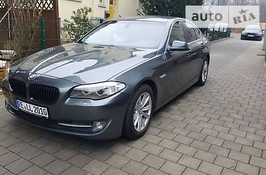 BMW 525  2010
