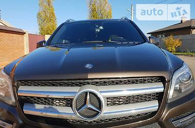 Mercedes-Benz GL 350 2014