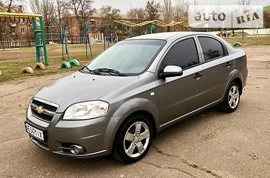 Chevrolet Aveo 1.5i LS 2007