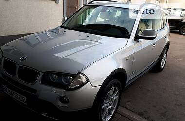 BMW X3 2.0d-4WD Edition 2010