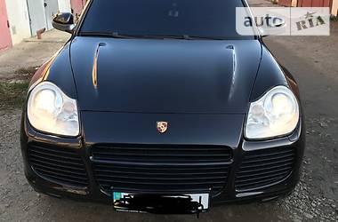 Porsche Cayenne 4.5 TURBO 2005