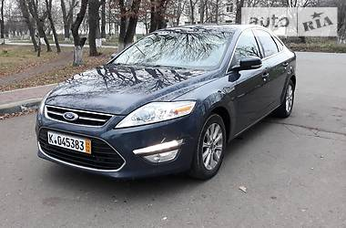 Ford Mondeo TIIANIUM 2011