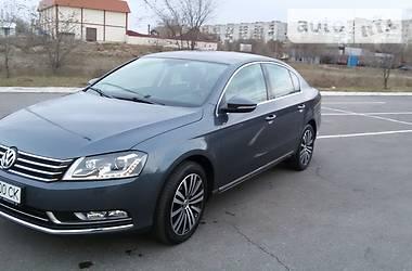 Volkswagen Passat B7 2012