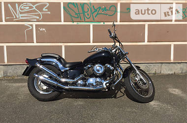 Yamaha Drag Star 1998