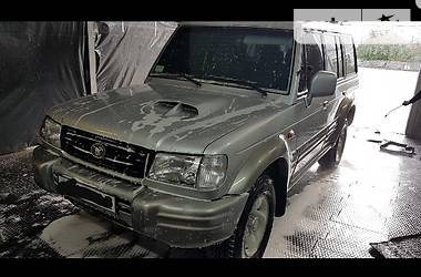 Hyundai Galloper 2.5 TDi 1999