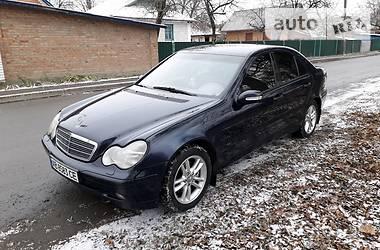 Mercedes-Benz C 240 2001