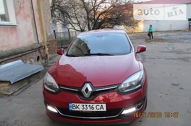 Renault Megane Dinamicue 2015